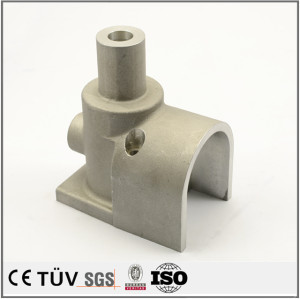 Efficient customized aluminum casting CNC machining for sewer line parts