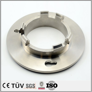 Customized precision threading technology processing CNC machining for ice cream machine parts