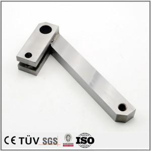 人気がある中国製造の旋盤加工で酸化処理を行い高精密溶接部品.