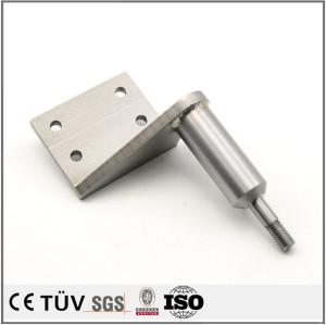 中国大連の工場で生産した人気がある高精密な無電解ニッケルメッキした小型の溶接部品.