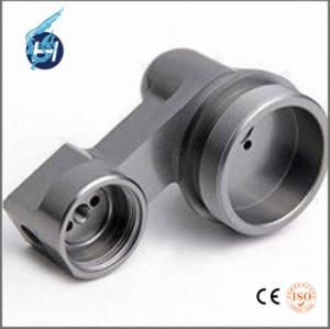 整体水ガラス鋳造方法を使用しアルミ合金,銅で研磨,酸化処理など鋳造部品.