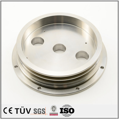 Customized precision tapping grinding technology processing CNC machining for bicycle parts