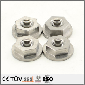 Fine and smooth customized Precision heat treatment process CNC machining for shower nozzle parts