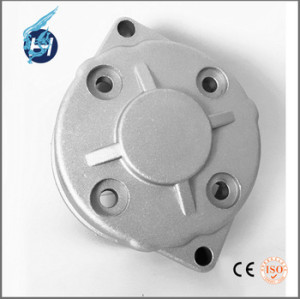 Customized low pressure die casting processing CNC machining for printing press machine parts