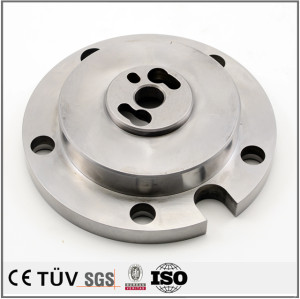 Customized quenching technology processing CNC machining for drilling pump machine parts