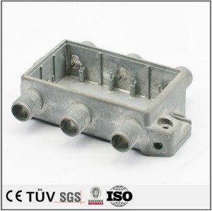 Cheap customized die casting working parts CNC machining environmental protection equipment parts