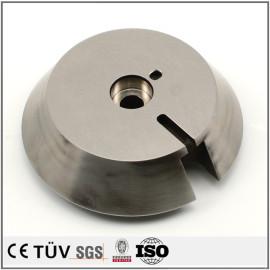 SS400,SUS304など材料,旋盤,研削バンなど加工仕上げの高品質工業用機加工部品.