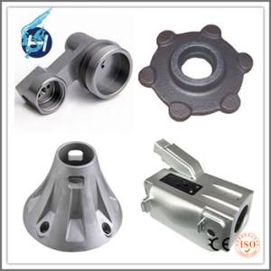 軍工業用鋳品,焼入れ焼き戻しHRC60度以上,黒染処理鉄材中国精密鋳造