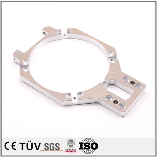 高品质A5052铝材质铣加工高精度机械加工医用器材零部件