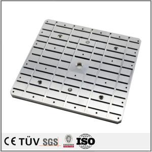 热销高精密A7075铝材质机加工零部件