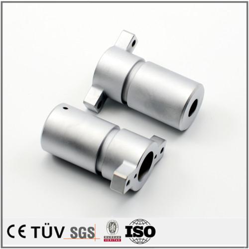 高品质闪镀铬表面处理包装设备零部件