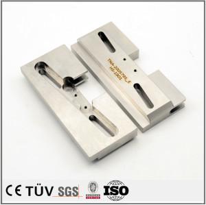 高质量的SUS440C不锈钢材质生产产品精密机械加工LED生产线设备零配件