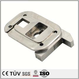 ステンレス材質、高周波焼入れ、硬質クロムメッキ、旋盤加工、自動車用部品機加工部品。