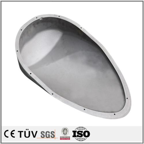 蝋鋳と砂鋳の方法を使って,ショットブラスト処理,バリがないの鉄材質工業用鋳造部品.