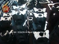 Professional sand casting fabrication parts