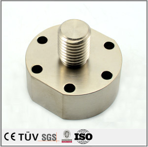 Nickel plating service fabrication CNC machining parts