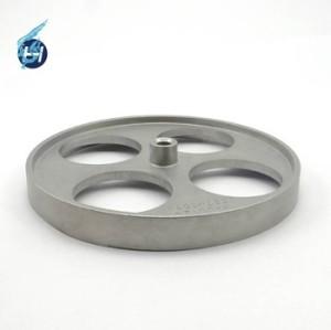 中国で機加工メーカー製造のノックアウト振動機を使用して,鉄材質,研削処理,軍事用鋳造部品.