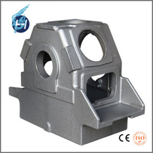 精密設計,金型鋳込み,研削表面,亜鉛メッキ,SS400材質,大連鴻昇機械鋳造部品.