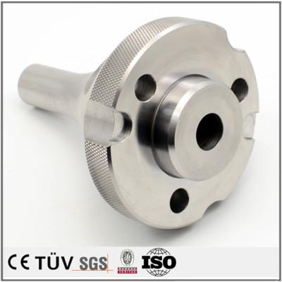 高精密数控车加工不锈钢材质金属零部件应用于机床设备