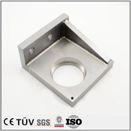 曲げ及び溶接などの加工 各種板金材料の加工 クロムメッキ ニッケルメッキなどの表面処理 機械用
