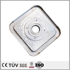 高品质小型焊接件铝材质产品精密机械加工应用于机床设备