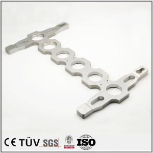 高精密CNC加工中心加工的碳钢材质产品,精加工机械零部件