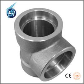 精密鋳造,設備用精密鋳物,SS440ショットブラスト,黒染処理,中国メーカー製造精密鋳造部品.