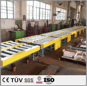 中国精密部品、マシニングセンター、オートバイの部件、陽極酸化とニッケルメッキの表面処理、設備用鋳造部