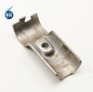 High quality customized sheet metal stamping service process parts used for aircraft engine