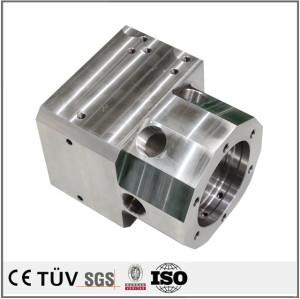 五軸連動複合加工機,中国精密機加工,クロムメッキ処理,SUS404,自動車用機加工部品.