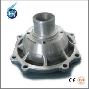 大連金型鋳造、ノックアウト振動、水ガラスの方法を使って、SS400材質、亜鉛メッキ、自動車用鋳造部品。