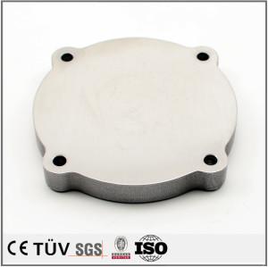 ステンレス鋳造 NC旋盤カット机 自動車部品 陽極酸化 鋳造部品