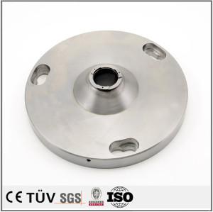 Precision SS316 custom CNC machining chip mounter parts