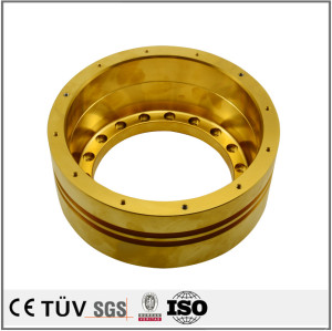High quality titanium coated processing hardware parts