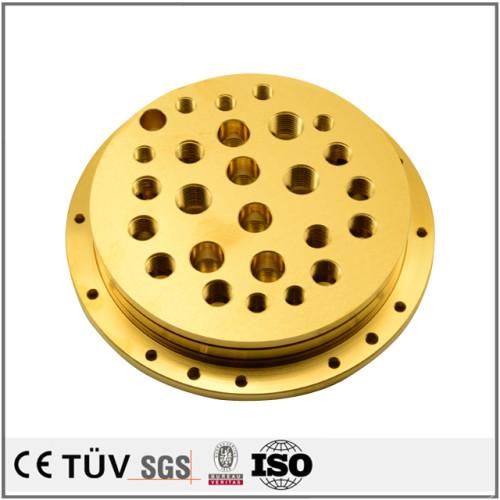 Precision OEM titanium coated processing parts
