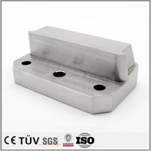 ステンレスの材料を用、マシニングセンターとNC旋盤設備加工の加工設備を生産する、焼き戻しと焼入れの表面処理で加工製品
