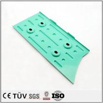 High precision sheet metal machining, 30mm stainless steel sheet metal bending, laser cutting