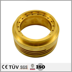 Precision OEM titanium coated processing parts