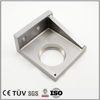 材料SS613、クロムメッキ、クロメート、鏡面バフなど表面処理