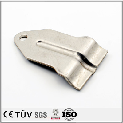 Dalian hongsheng provide sheet metal punching CNC machining parts