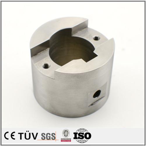 精密機械部品,NC旋盤、ワイヤーカット、フライス盤による切削加工、金属加工,機械加工.