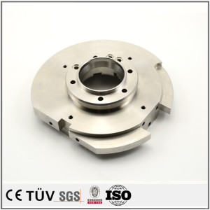 Precision turning and milling composite fabrication CNC machining parts