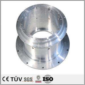 Exquisite customized Precision aluminium CNC machining for coffee machine parts