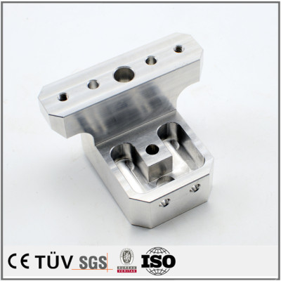 Customized OEM customized Aluminum alloy precision CNC machining service fabrication parts