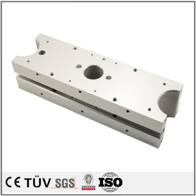 Customized small precision cutting OEM high precision anodized CNC machining parts