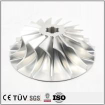 customized machining parts 6061 5052 aluminium spare parts ISO 9001 high grade Chinese machining service