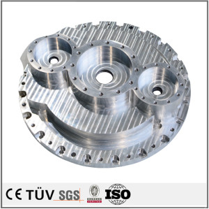 High quality aluminum parts precise CNC machining turning and milling  parts