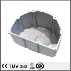 High quality customized pressure casting service fabrication machining mug printing machine parts