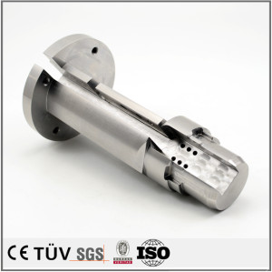 ロット製作品 切削加工部品  S45C材 焼入れ 硬質クロムメッキ処理
