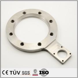 穴開け部品  精密金属パーツ加工  加工NCパーツ  精密CNC加工サービス